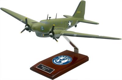 Douglas B-18 Bolo Scale Model