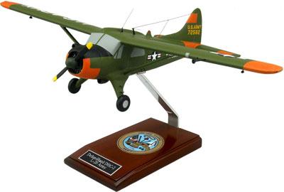 de Havilland DHC-2 L-20 Army Scale Model