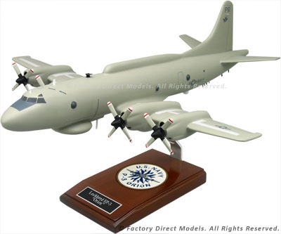 Lockheed EP-3 Orion Scale Model