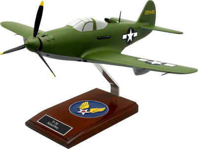Bell P-39 Airacobra Scale Model