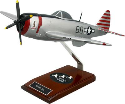 Republic P-47 Bubble Top Scale Model