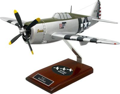Republic P-47 RazorBack Scale Model