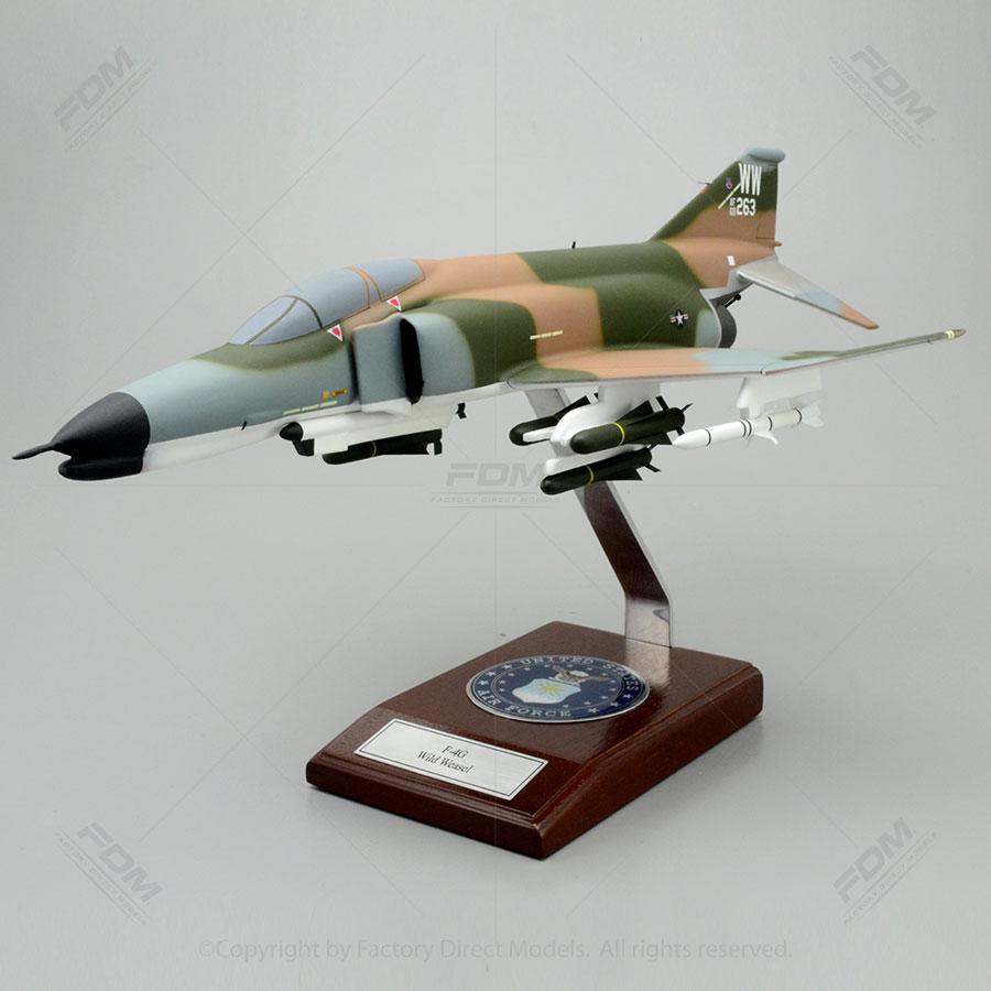 McDonnell Douglas F-4G Wild Weasel Model