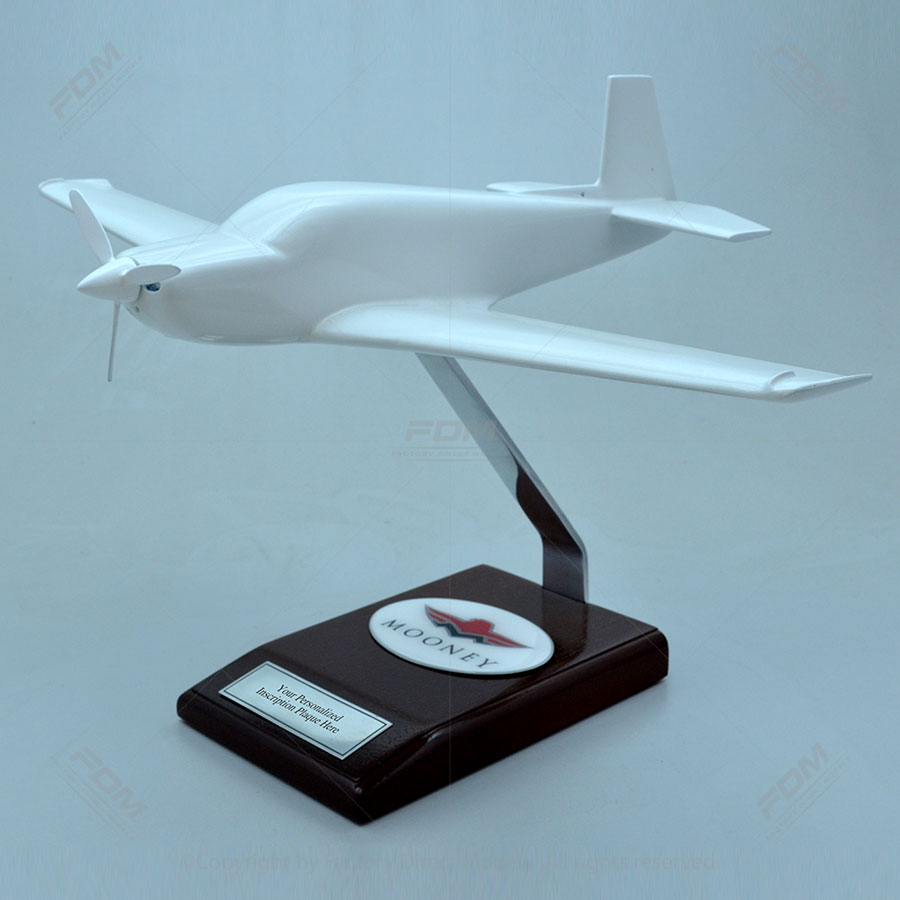 Your Custom Painted Mooney M20J Scale Model