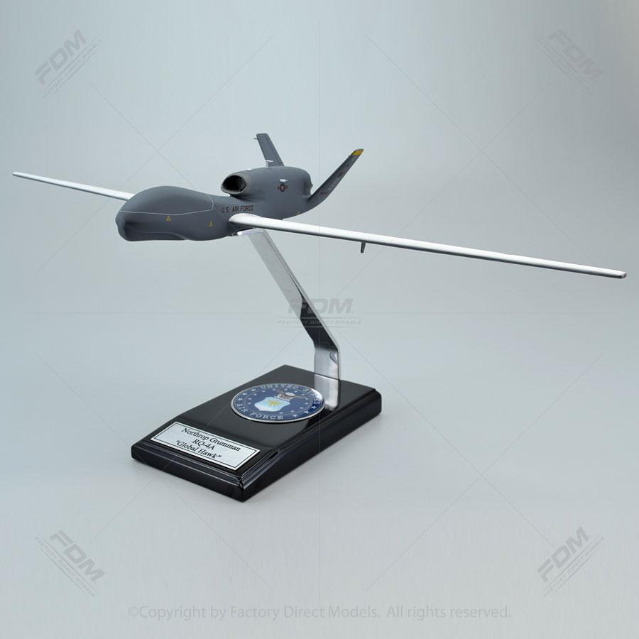 Northrop Grumman RQ-4A Global Hawk USAF Model Airplane