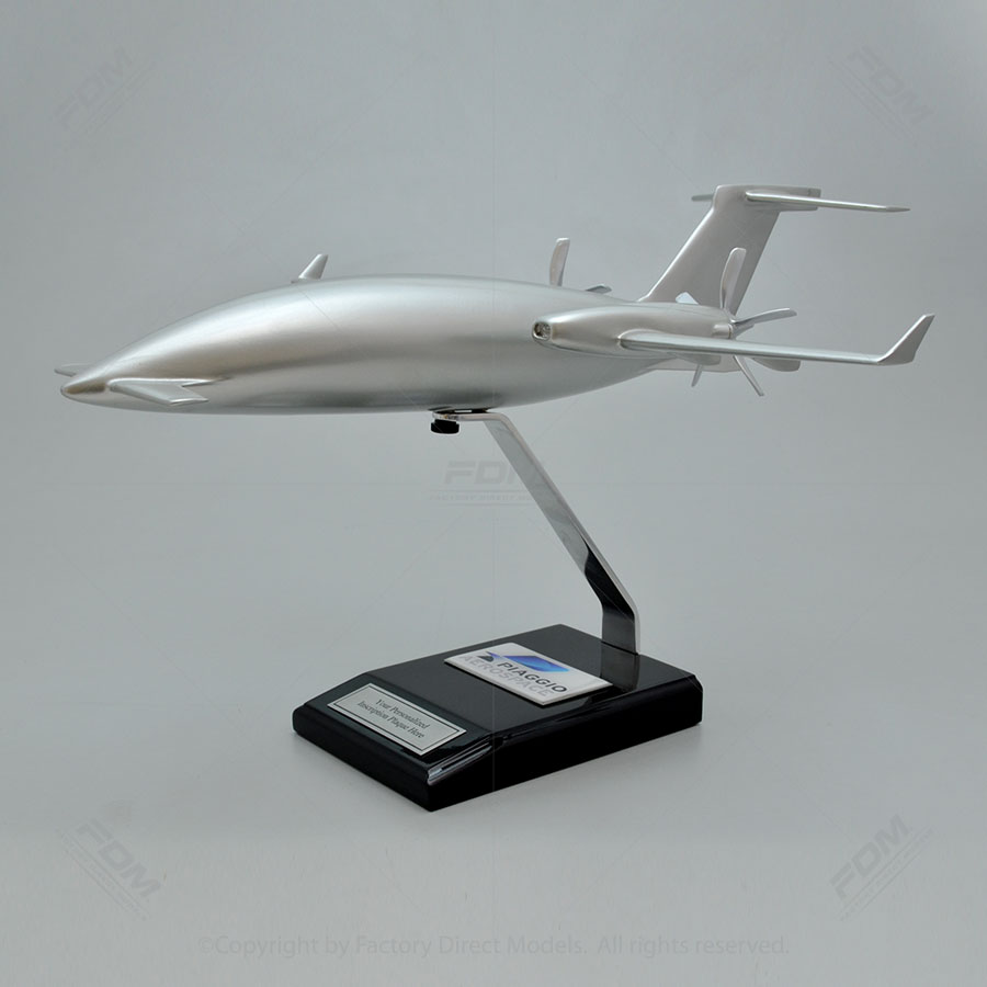 Your Custom Painted Piaggio Aero Avanti EVO Model