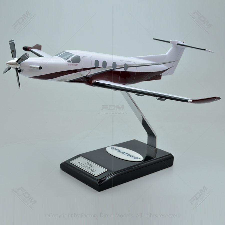 Pilatus PC-12/47 NG Scale Model
