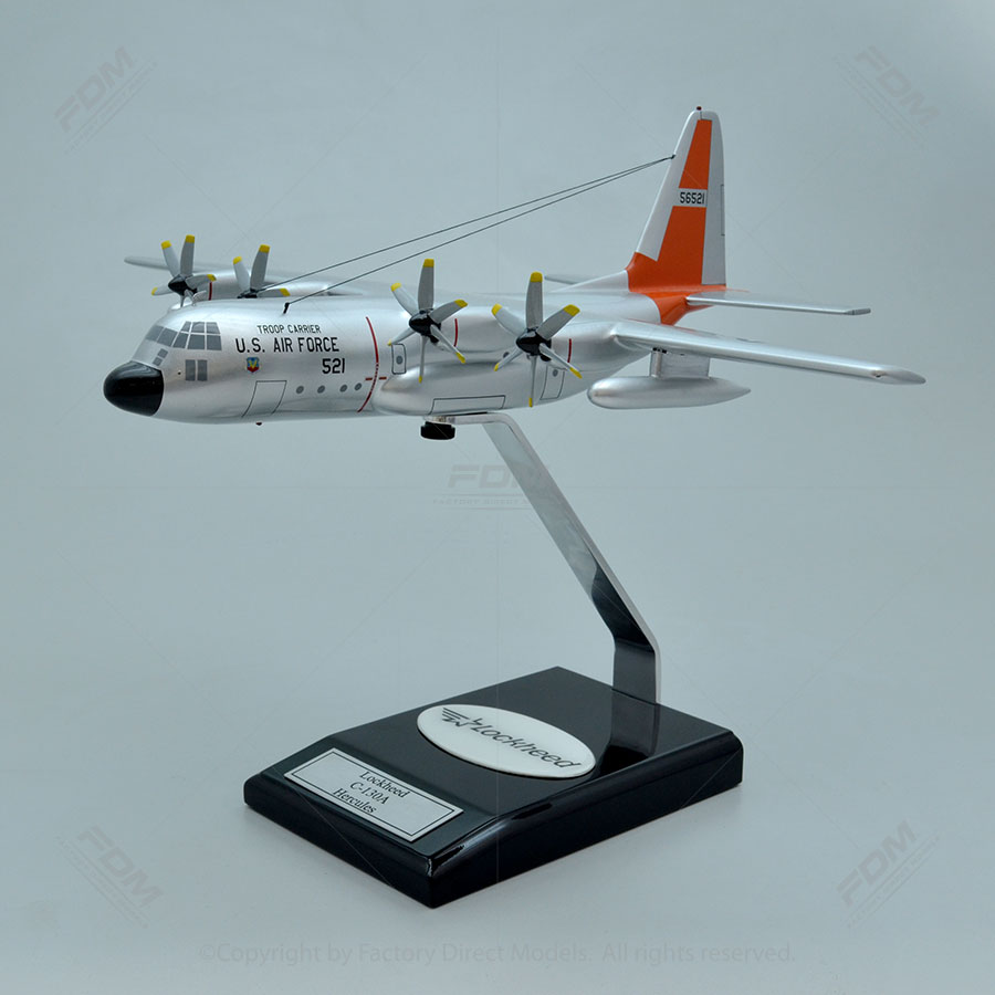 Lockheed C-130A Hercules Model