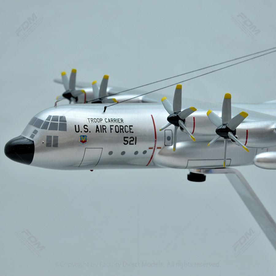 ... / Aircraft / Military Aircraft / Lockheed C-130A Hercules Model