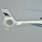 Airbus H120 Colibri or Hummingbird Scale Model Helicopter