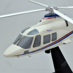 AgustaWestland AW109S Grand Scale Model Helicopter