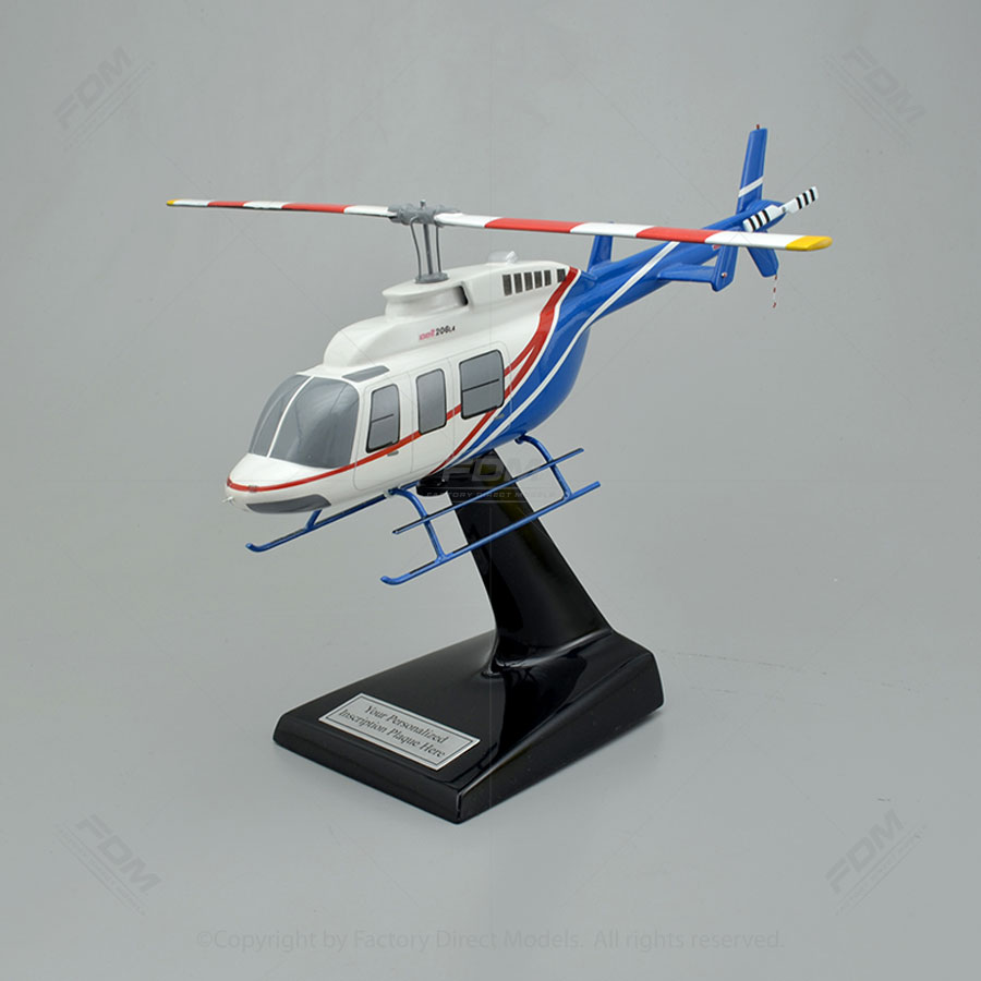 Bell 206L4 Model-2