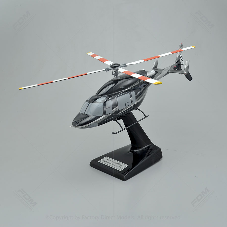 Bell 427 Scale Model Helicopter