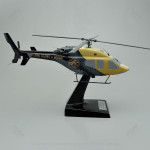 Bell 429 Living Legends of Aviation Scale Model Helicopter