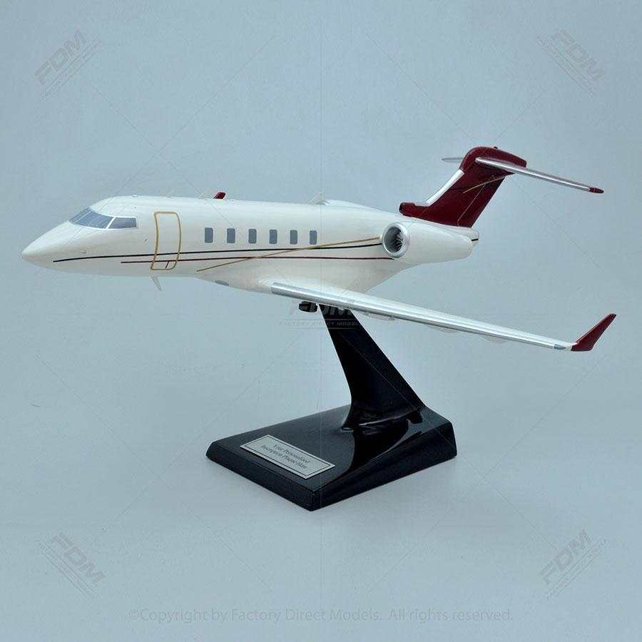 Bombardier Challenger 300 Model