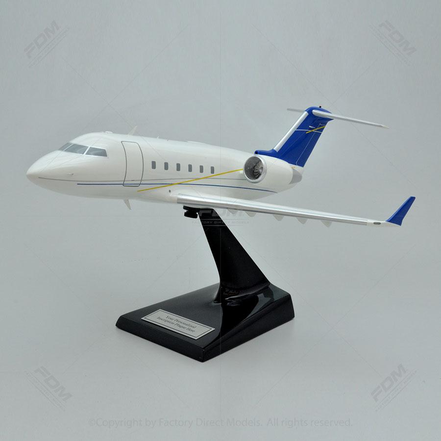 Bombardier Challenger 601 Model