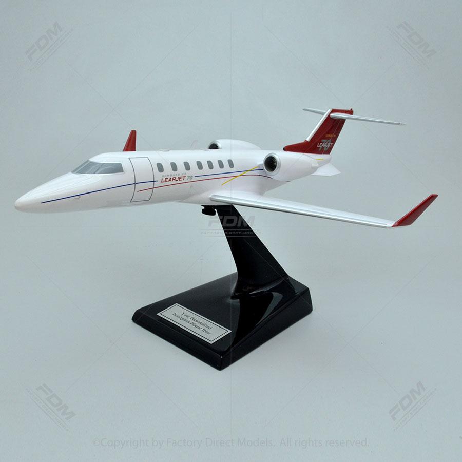 Bombardier Learjet 70 Model