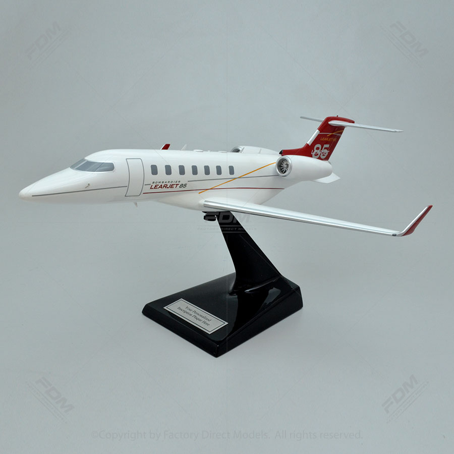 Bombardier LearJet 85 Model