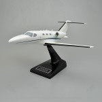 Cessna 510 Citation Mustang Model Airplane