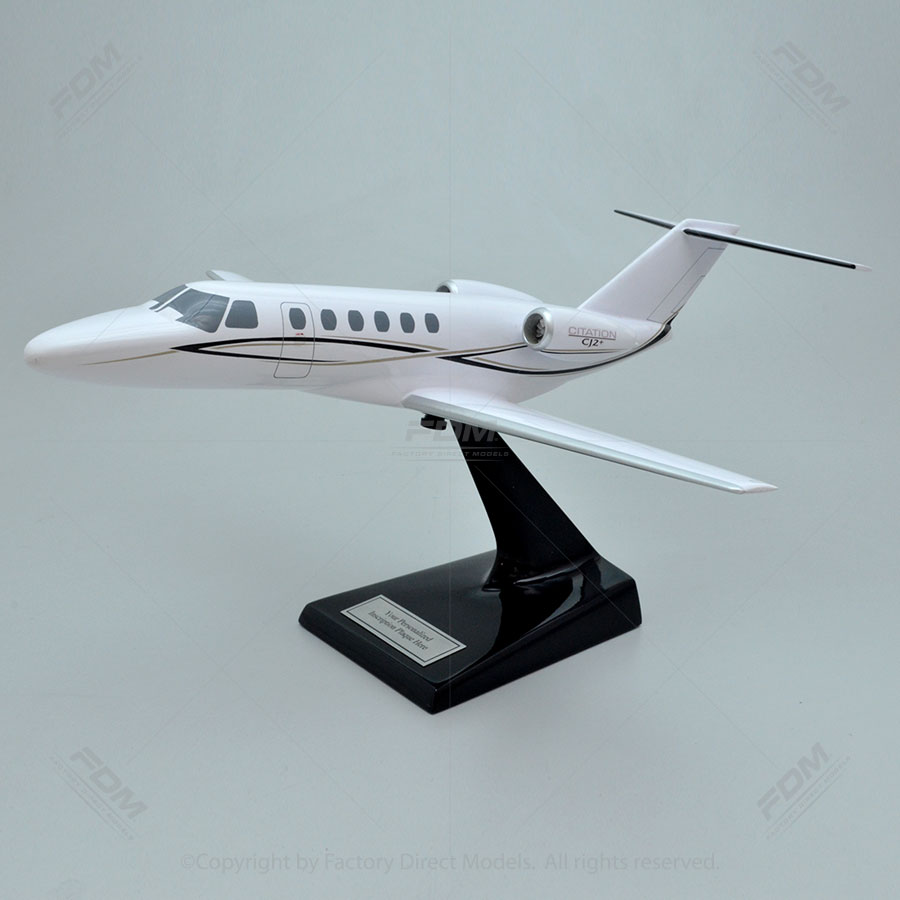 Cessna 525A Citation CJ2+ Scale Model