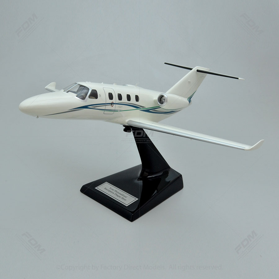 Cessna 525 Citation M2 Model with Detailed Interior