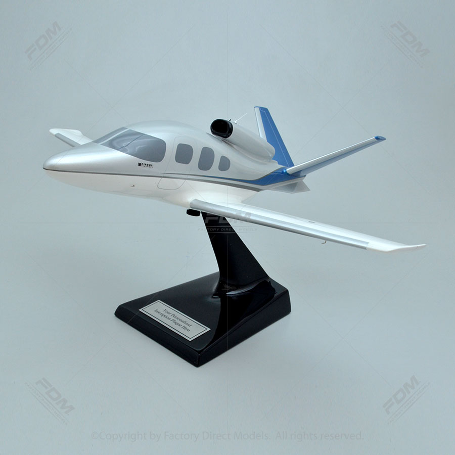 Cirrus SF50 Vision Jet Model