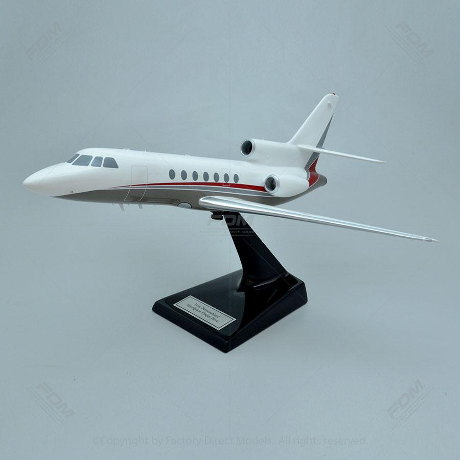 Dassault Falcon 50 EX Scale Model