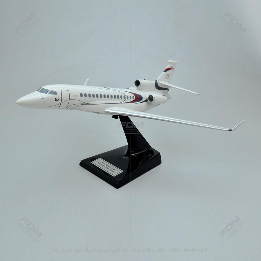 Dassault Falcon 7X Model