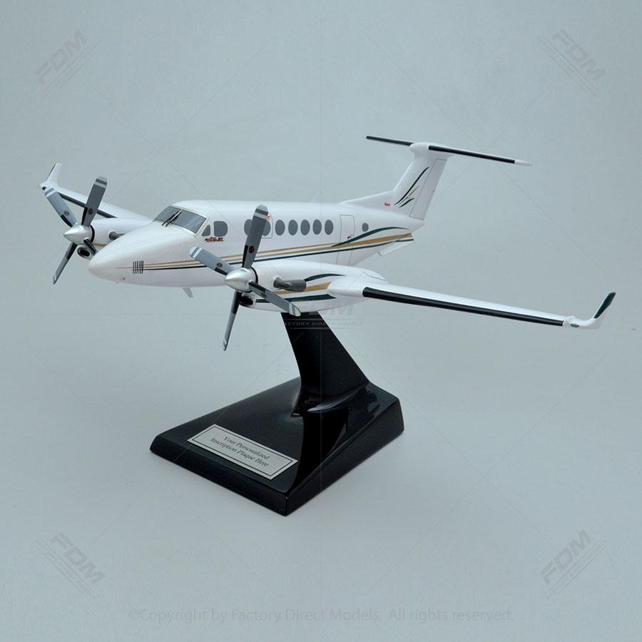 Beechcraft 350 King Air Model Airplane