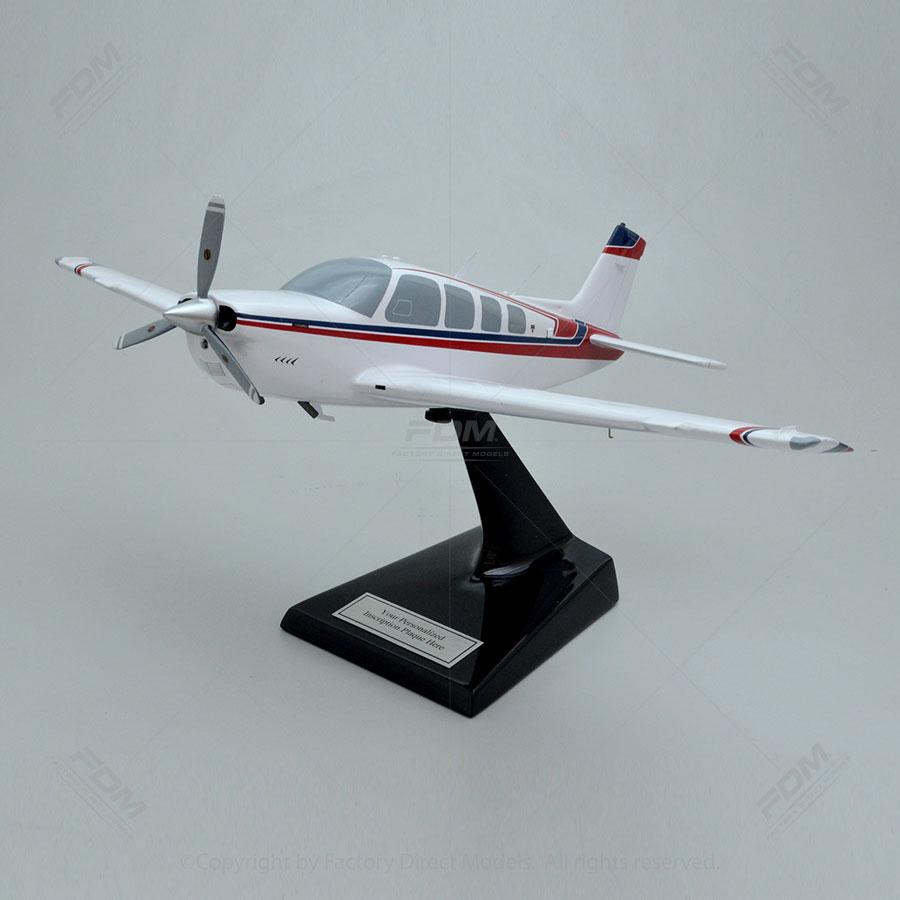 Beechcraft A-36 Bonanza Model Airplane