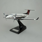 Beechcraft King Air 350i Scale Model Airplane