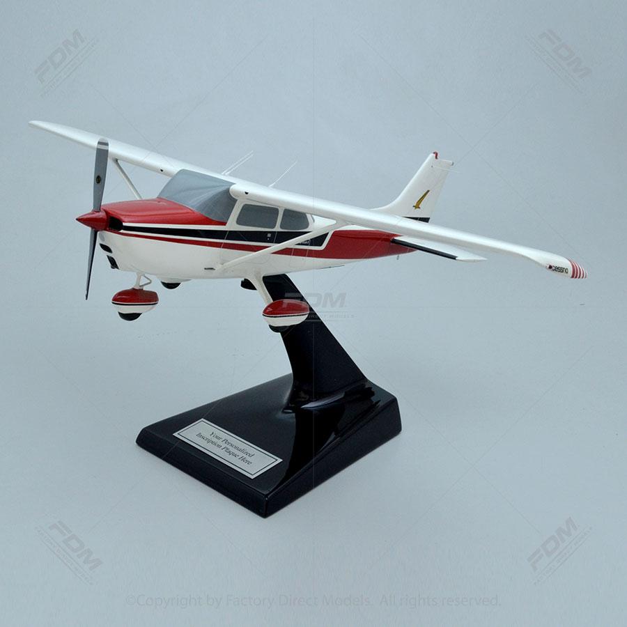 Cessna 172M Skyhawk Model