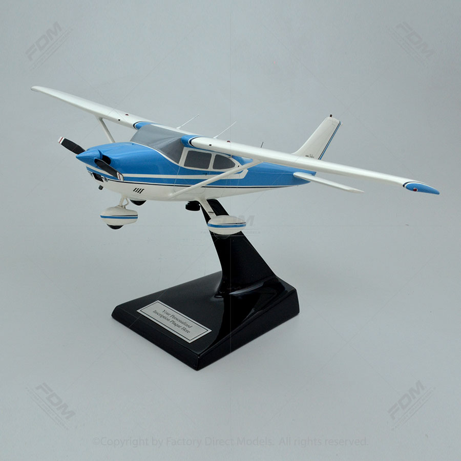 Cessna 182P Skylane II Scale Model Airplane