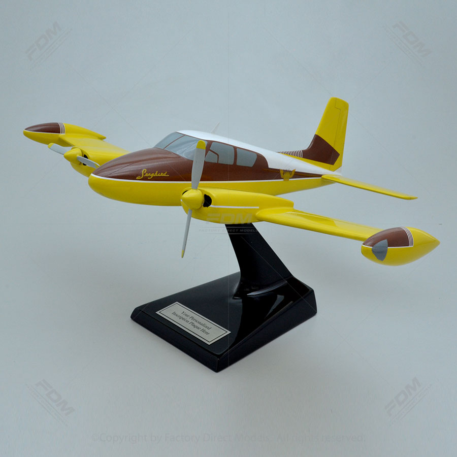 Cessna 310B Songbird Scale Model Airplane