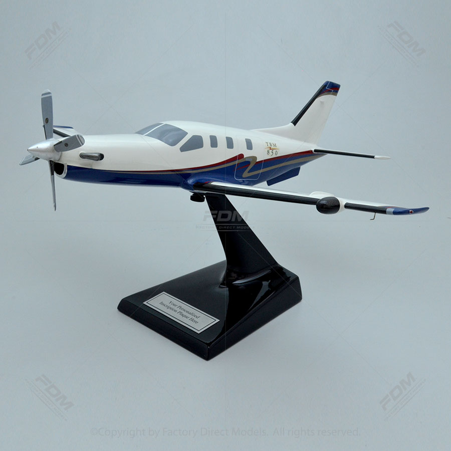 Daher-Socata TBM 850 Model Airplane