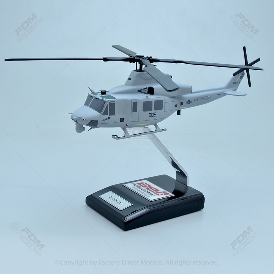 Bell UH-1Y Venom US MARINES Model