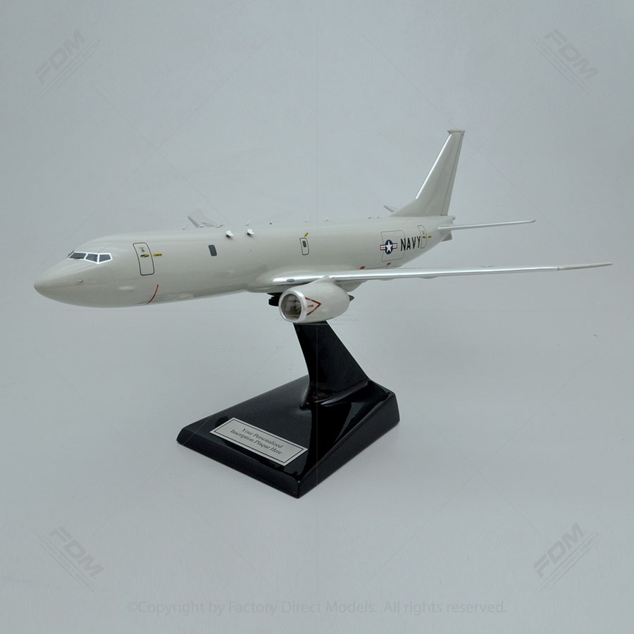 Boeing P-8A Poseidon Scale Model Aircraft