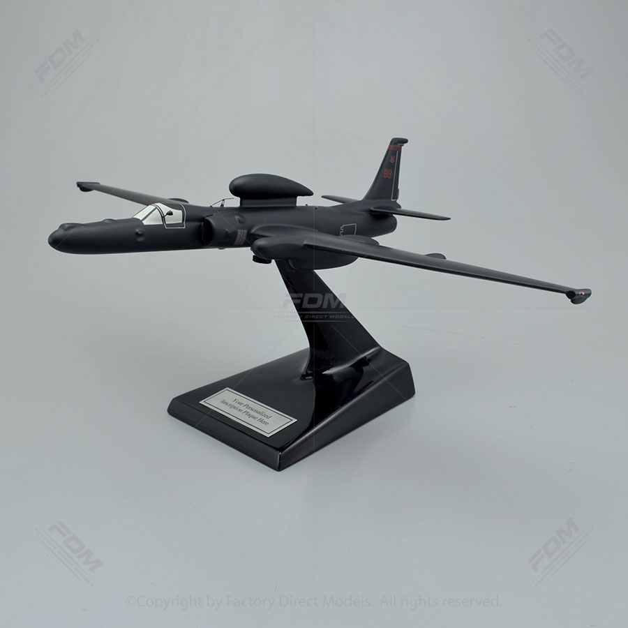 Lockheed U-2S Dragon Lady Scale Model Military Aircraft