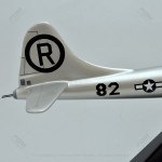 Boeing B-29 Enola Gay Superfortress Scale Model Airplane