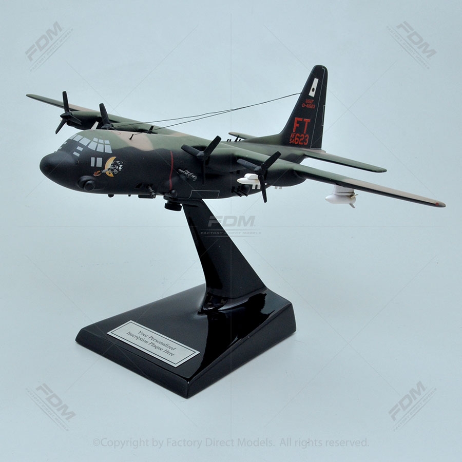Lockheed AC-130A Gunship Model