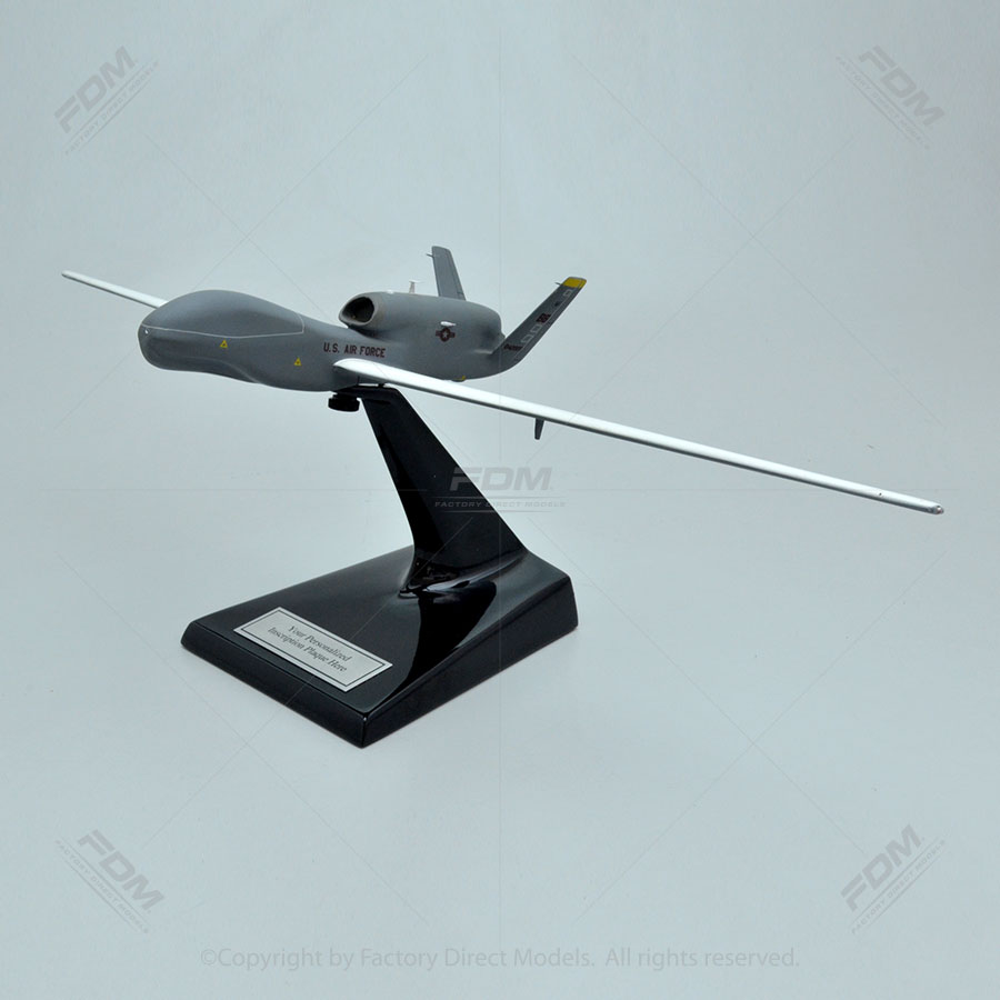 Northrop Grumman RQ-4A Global Hawk USAF Scale Model Airplane