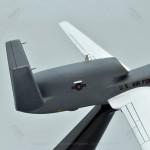 Northrop Grumman RQ-4A Global Hawk USAF Scale Model Airplane
