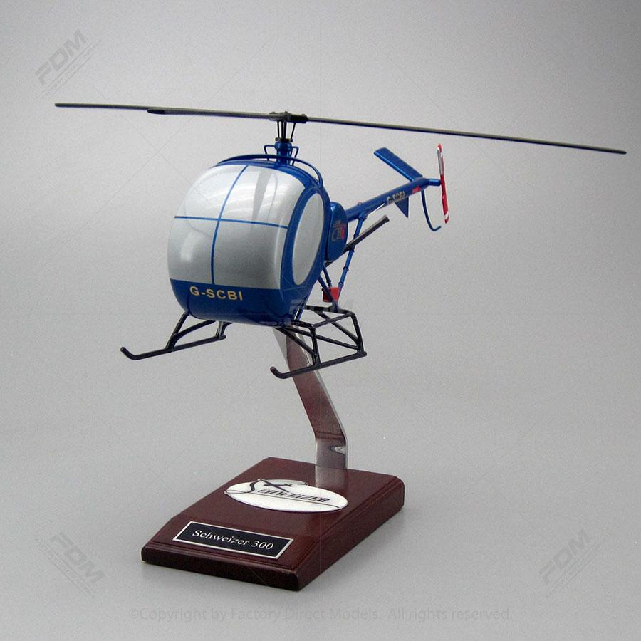 Schweizer 300CBi Helicopter Models