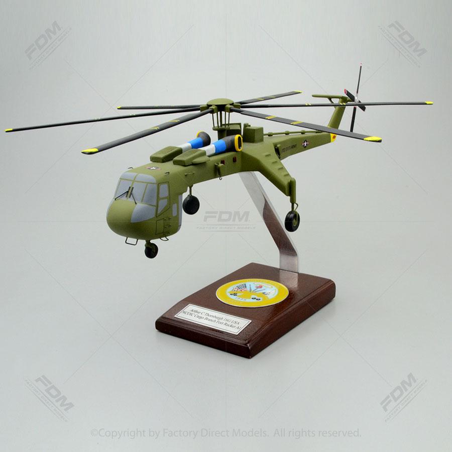 Sikorsky CH-54 Tarhe Model