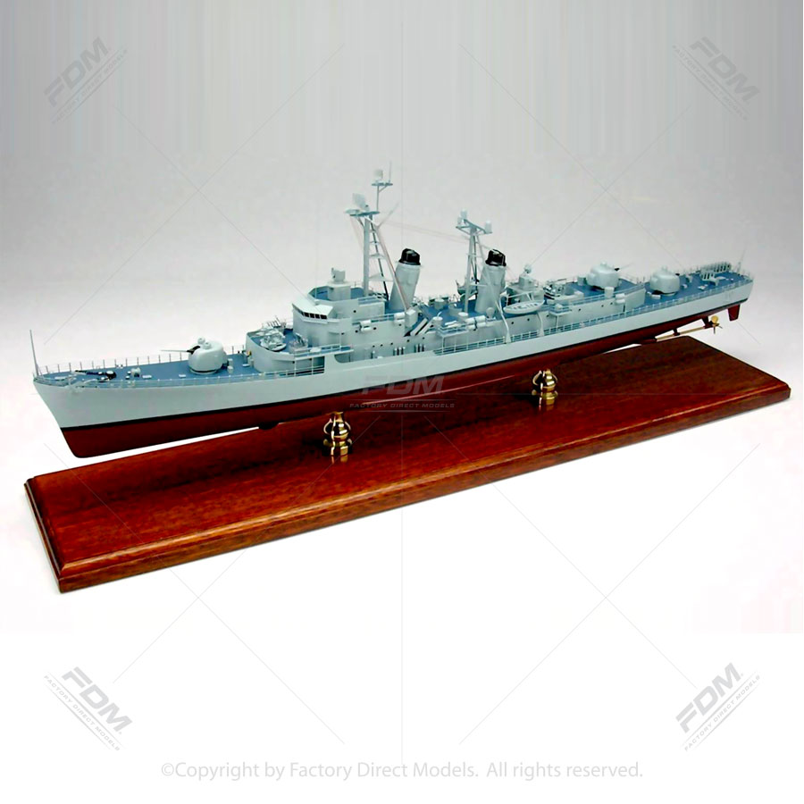 USS Forrest Sherman (DD-931) Ship Model