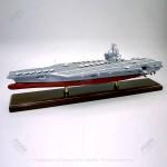 USS George H.W. Bush (CVN-77) Model Ship