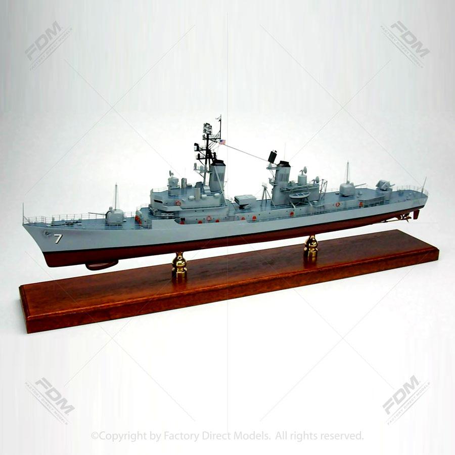 USS Henry B. Wilson (DDG-7) Ship Model