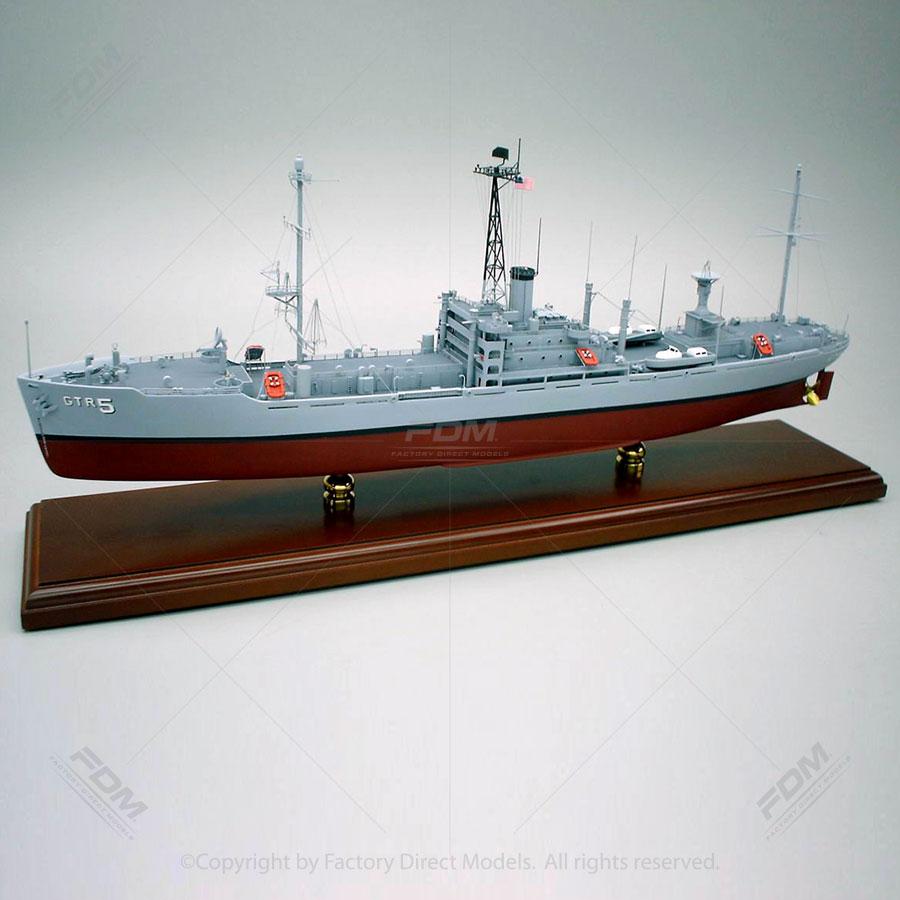 USS Liberty (AGTR-5) Model Ship