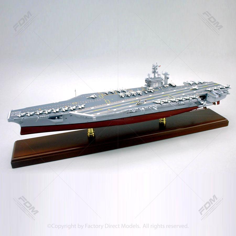 USS Nimitz (CVN-68) Aircraft Carrier Model