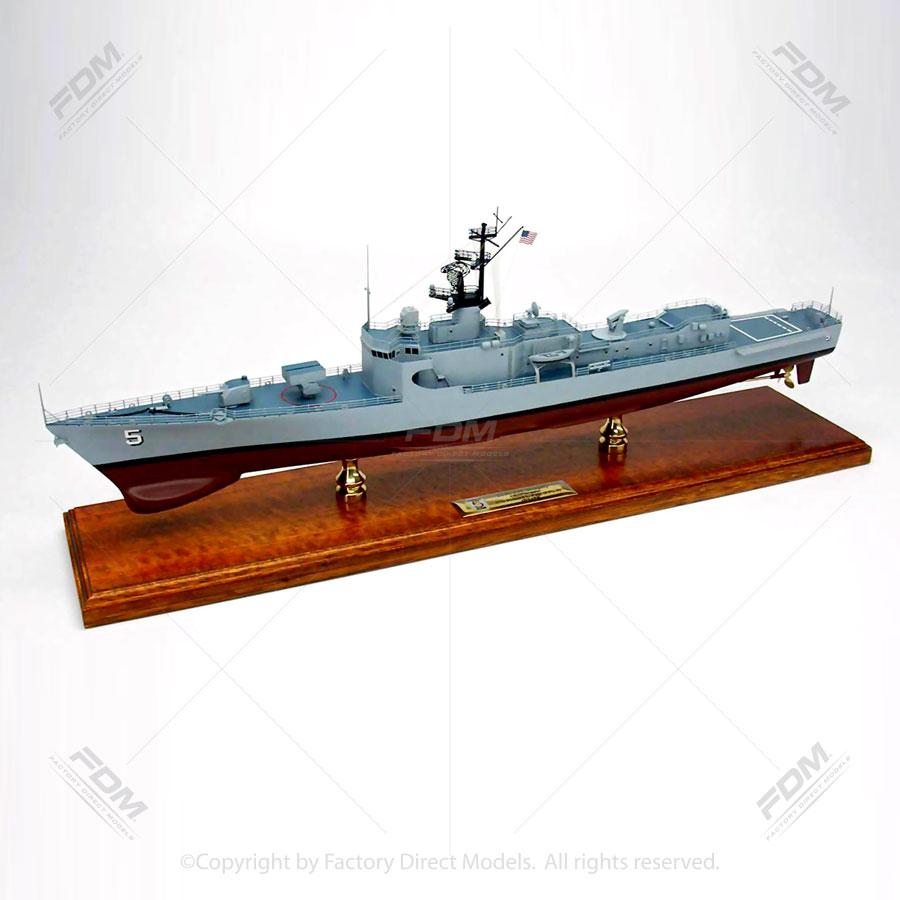 USS Richard L. Page (FFG-5) Model Ship